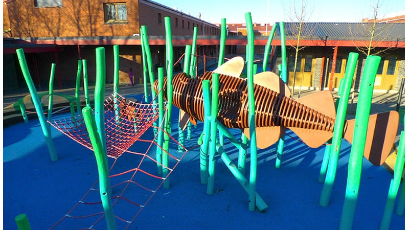 This Company Builds Some Of the Greatest Playgrounds On Earth