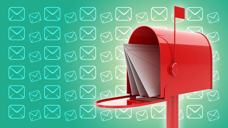 How Many (Non-Spam) Emails do You Get Each Day?