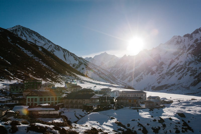 Six Months After The Earthquake, Nepal Is Open For Adventure