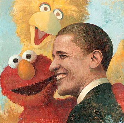 5 Lessons Barack Obama May Have Learned From Sesame Street