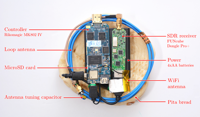 This $300 Palm-Sized Bug Wirelessly Steals Laptop Crypto Keys