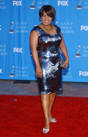 Stars Rock The Red Carpet At NAACP Image Awards
