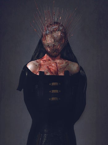 Dear Clive Barker, please give Hellraiser to this guy immediately