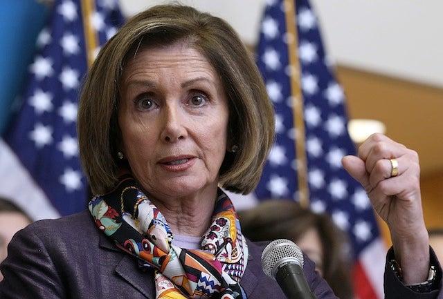 Nancy Pelosi's Shrinking Star