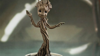 Hot Toys Are Making The Baby Groot Figure We've Been Dreaming Of