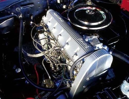 Engine Of The Day: Pontiac OHC Six
