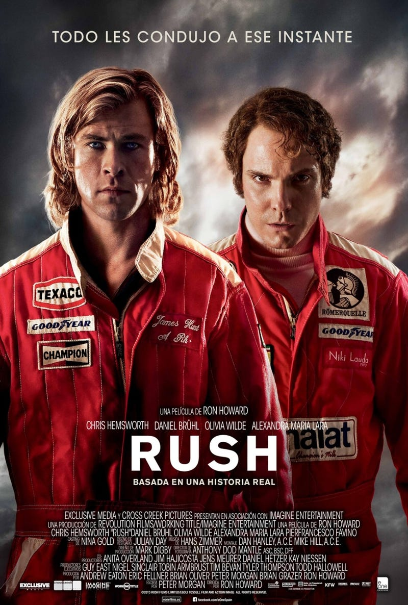RUSH, or how to prove the MPAA sucks by comparing it to something else