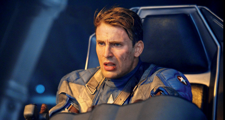 Captain America HiRes pics Empire Magazine