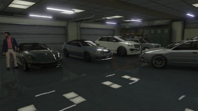 Had fun on GTA Online last night with other PS3 Opponauts!