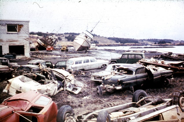 The Largest Earthquake In U.S. History Happened 50 Years Ago Today