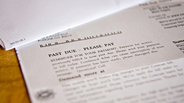 Get Debt Collectors Off Your Back with These Sample Letters