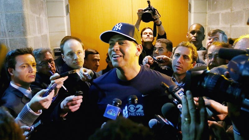 A Japanese Team Was Interested In Alex Rodriguez