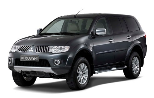 New Mitsubishi Pajero Sport SUV Coming To Moscow