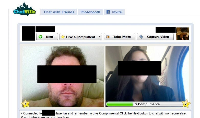 ChatRoulette: The Game