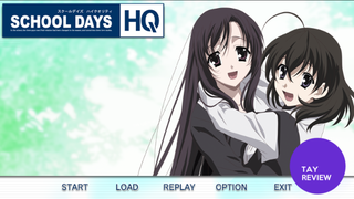 <i>School Days HQ</i>: The TAY Review