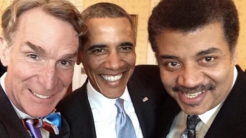 Tomorrow's Cosmos Debut Kicks Off With President Obama