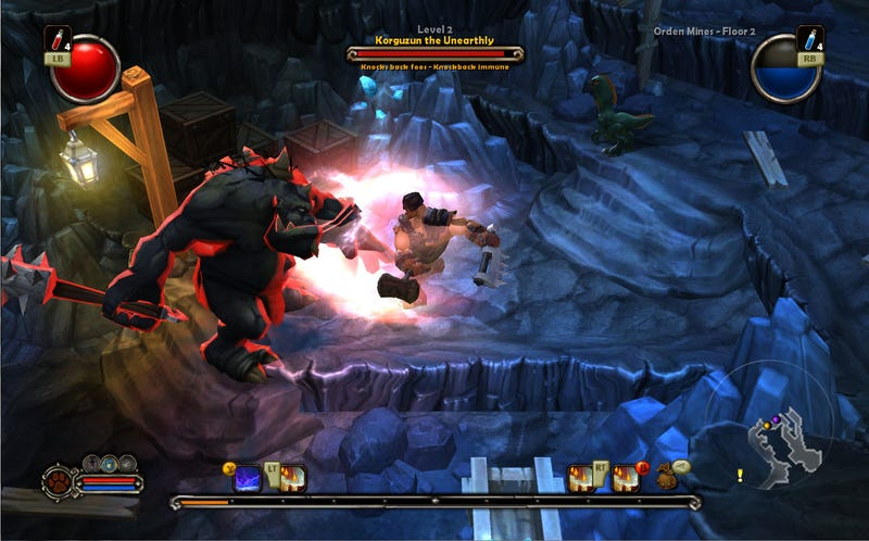 Torchlight On Xbox 360 Looks Like...This!