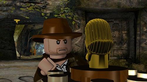 Lego Indiana Jones Demo On Xbox Live