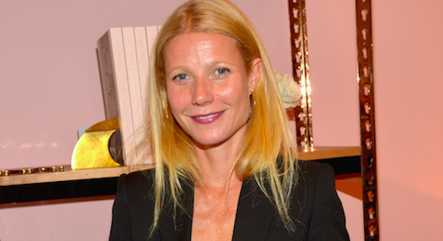 Gwyneth Paltrow Secretly but Openly Dating a Guy Named Brad