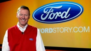 GM's share price is too low, Alan Mulally is smiling, and we're guzzling less gas