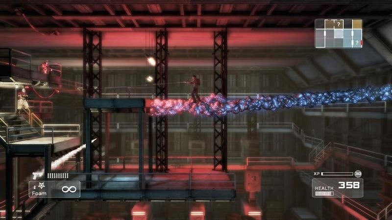 Shadow Complex Preview: To Get Past Metroid