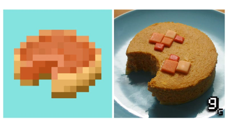 You Know You Want To Bring Delicious Video Game Food To Life