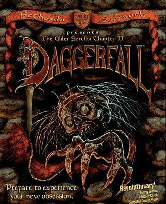 The Elder Scrolls II: Daggerfall Goes Free