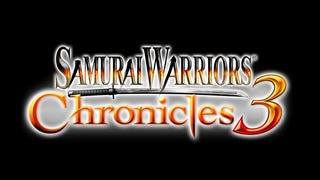 Samurai Warriors Chronicles 3 Heading to West on PSVita and 3DS