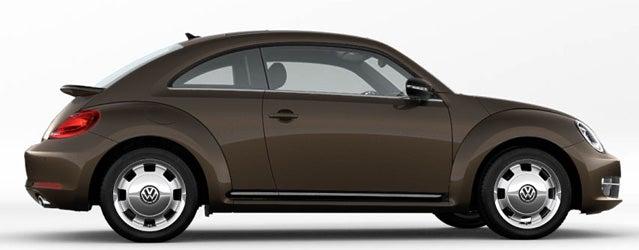 Build your own 2012 Volkswagen Beetle online