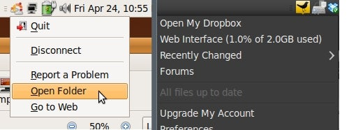 Ubuntu One's Online Storage Looks an Awful Lot Like Dropbox