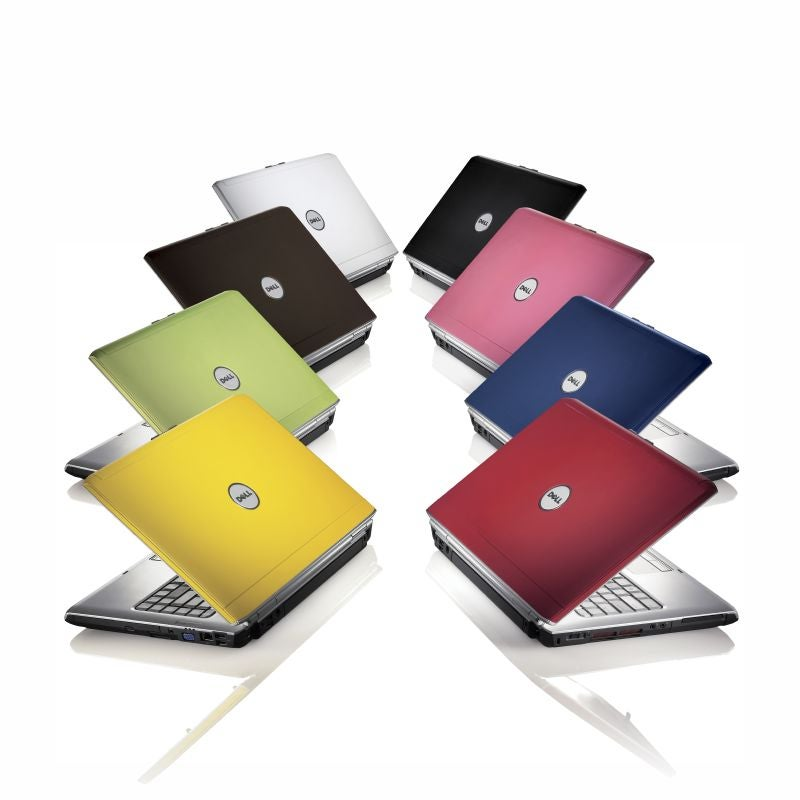 Dell Rolls Out Inspirons and a Slim-Trim XPS Notebook in Splashy Colors