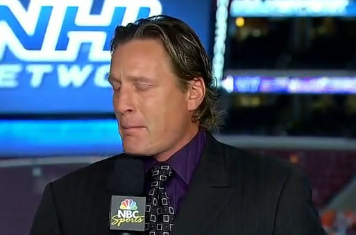 Dear Roenick: It's OK, Let It Out