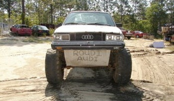 Roudi Rodded Audi on eBay