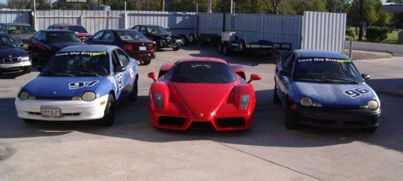 Saga Of The Eddie Griffin Enzo Continues: Murilee Helps Write Its eBay Description