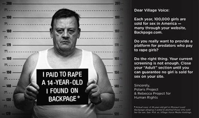 Judge Dismisses Sex Trafficking Complicity Suit Against Village Voice Media