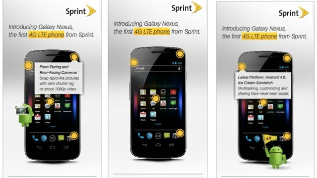 Is the Galaxy Nexus 4G LTE Coming to Sprint?