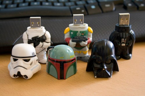 Star Wars USB Drives Hands On Gallery