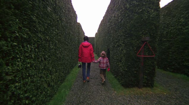 The Hotel FromThe Shining Wants You To Design Its Scary New Hedge Maze