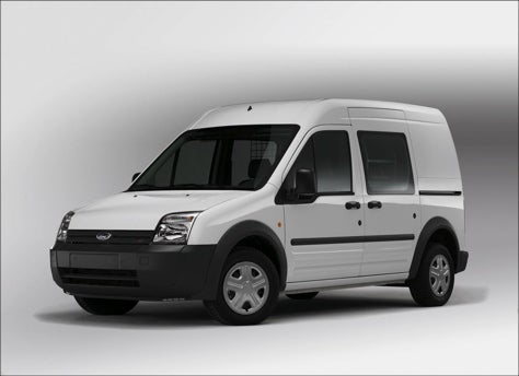Ford Transit Connect Official For US Market
