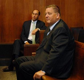 Charlie Weis, Unsuccessful In Obese Litigation