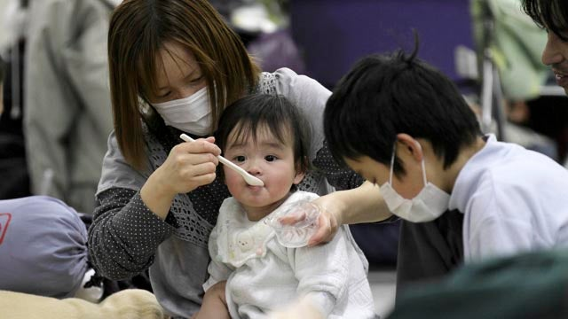 Radiation In Japan May Put Unborn Children At Risk