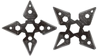 A Throwing Star Multitool Will Help Repair All the Damage It Causes