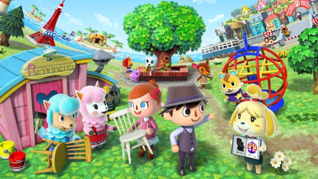 Animal Crossing Sure Looks... Different in Manga Form