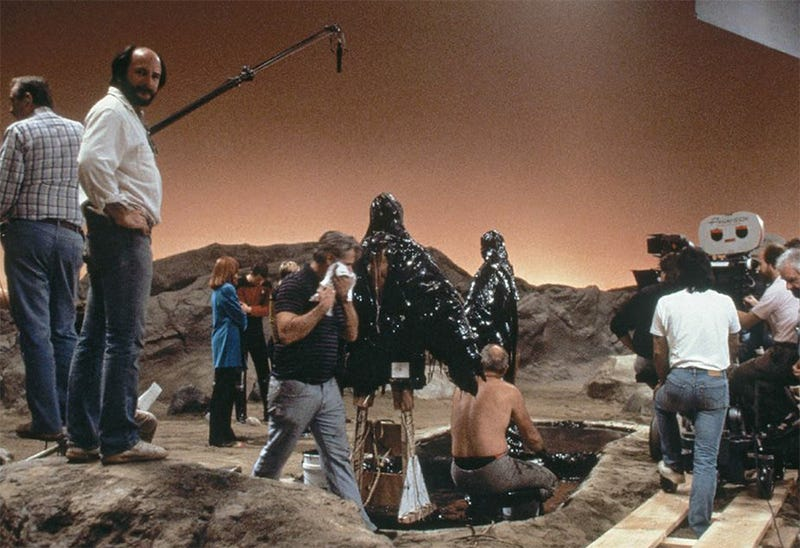 All the World's a Soundstage: In Praise of Studio-Bound Alien Worlds