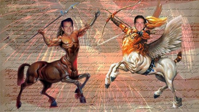 Single Brothers Looking for Love on Craigslist Get Inundated with Replies After Using Photo of Themselves as Centaurs