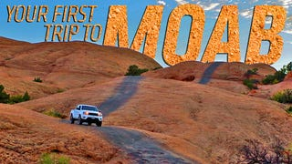 10 Things To Know Before You Go: Moab, Utah 'America's Off-Road Capital'