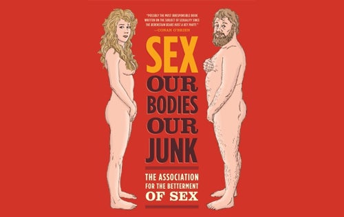 Sex: Our Bodies, Our Junk: an Interview with Author Mike Sacks