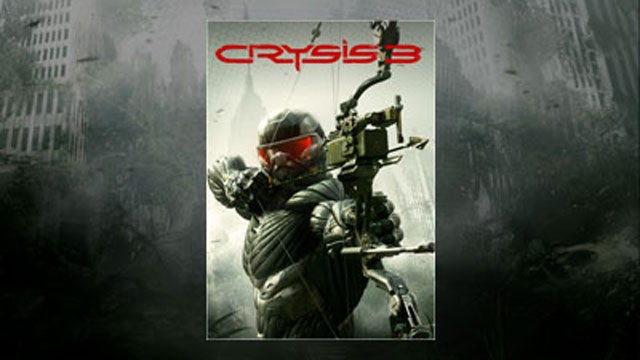 All Signs (and Bows) Point to Crysis 3 [Update]