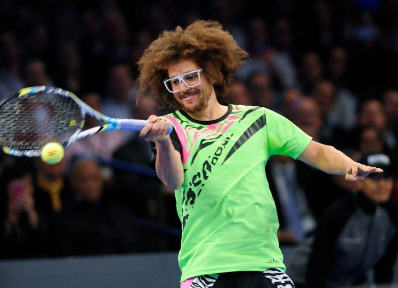 LMFAO's Redfoo Will Attempt to Become a Professional Tennis Player