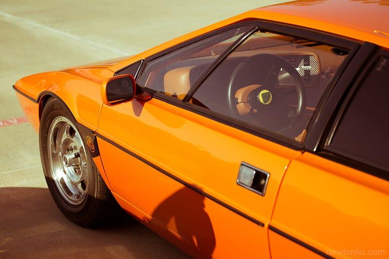 The original Lotus Esprit: A wedge perfected